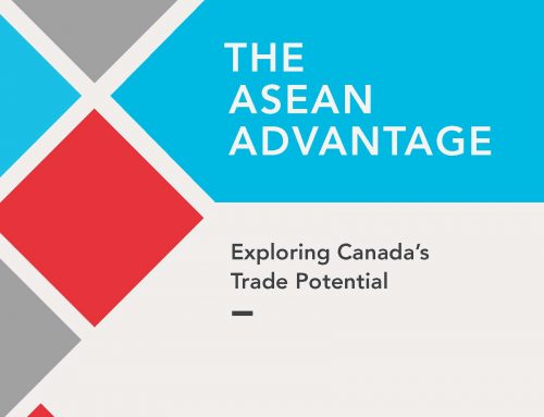 Canada-ASEAN Trade Deal Could add C$11 Billion to Trade: Report