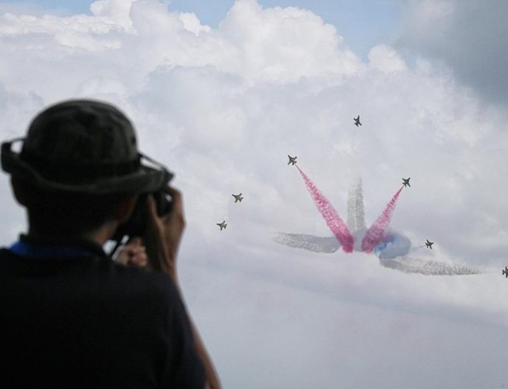 Asia's Largest Airshow