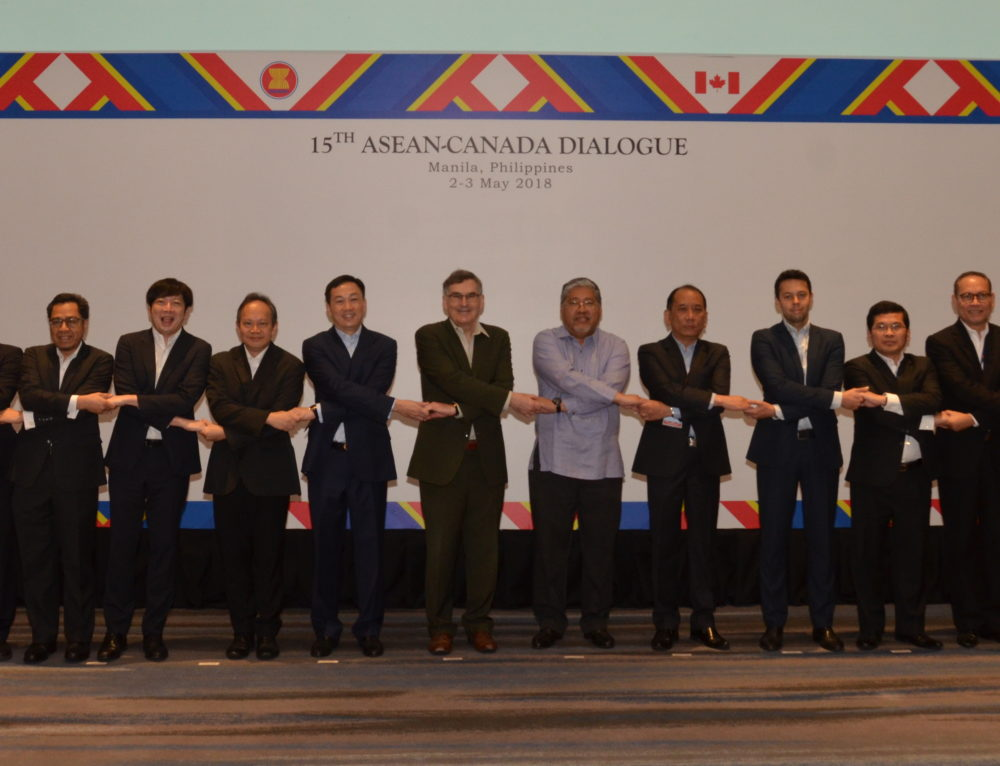 ASEAN, Canada reaffirm commitment to strengthen partnership