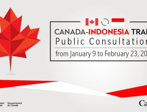 Canada Launches Public Consultations on Possible CEPA with Indonesia (Closing date: 23 Feb 2021)