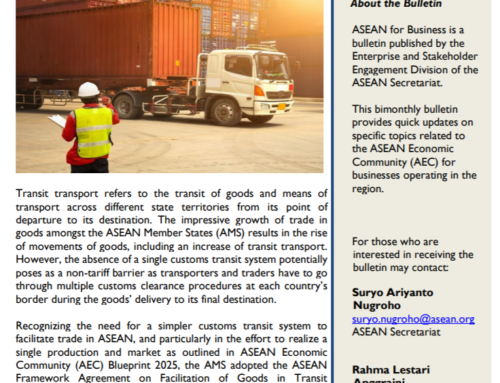 ASEAN for Business – December 2020